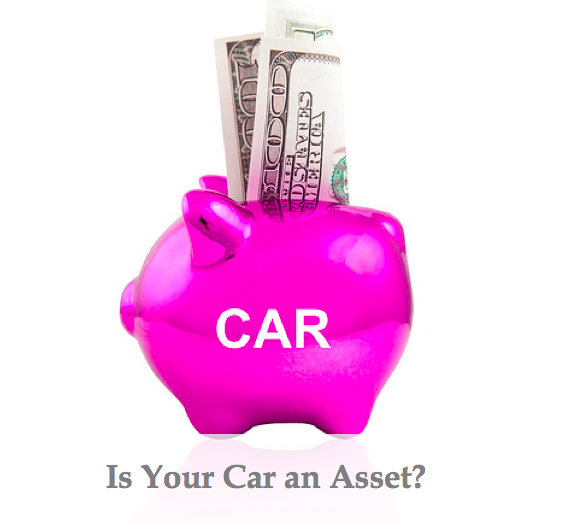 is your vehicle an asset?