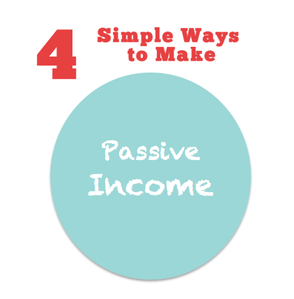 ways to generate passive monthly income