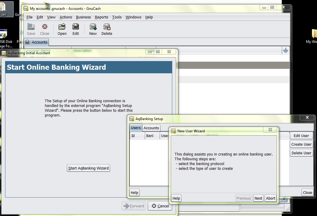 Online Banking Setup