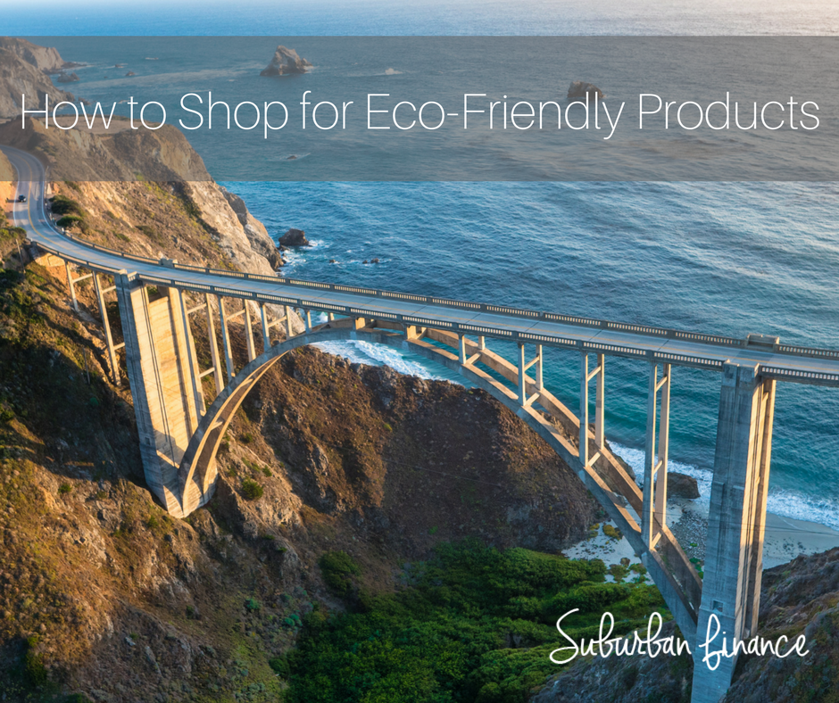 shop for eco-friendly products