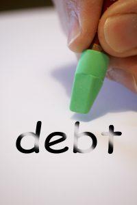 seniors pay debts