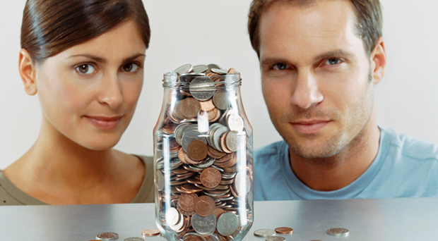 Sharing money in Marriage