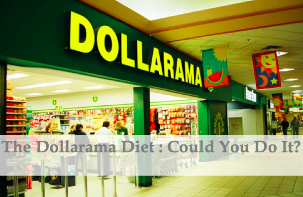 dollarama diet