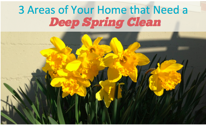deep spring clean