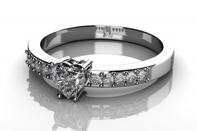 Should you split engagement ring cost