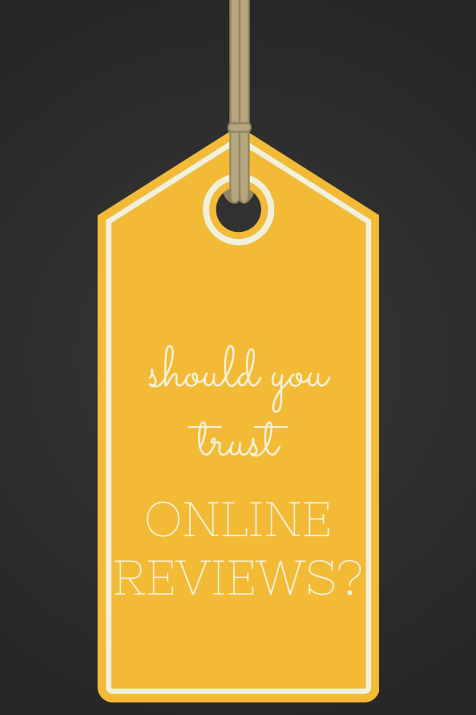 are product reviews trustworthy?