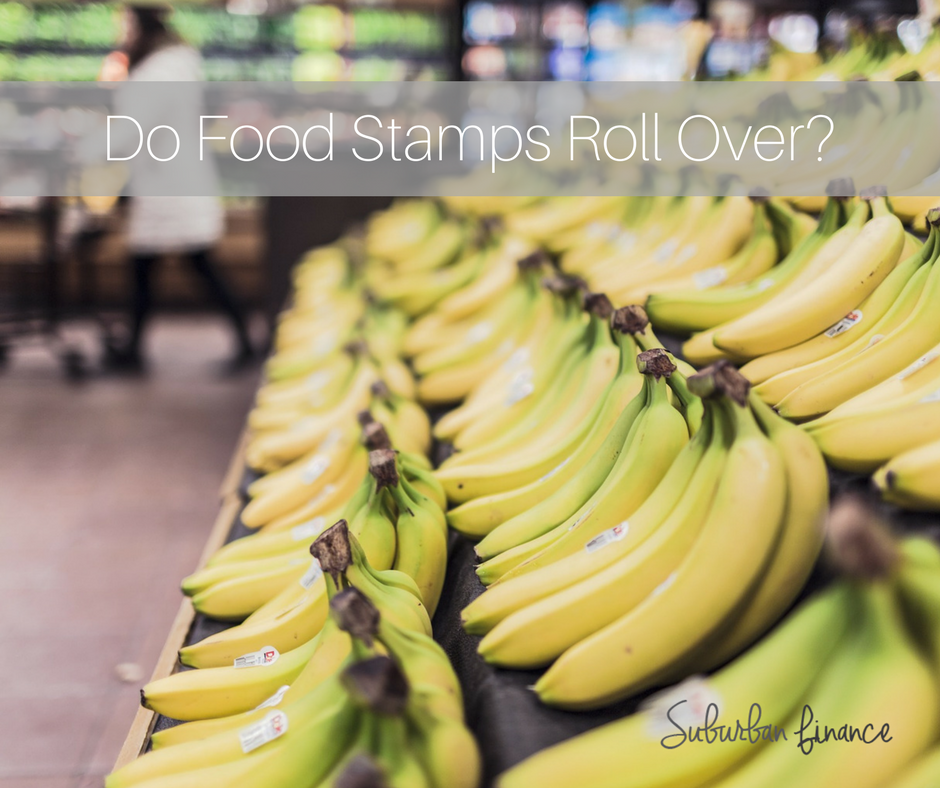 DO FOOD STAMPS ROLL OVER