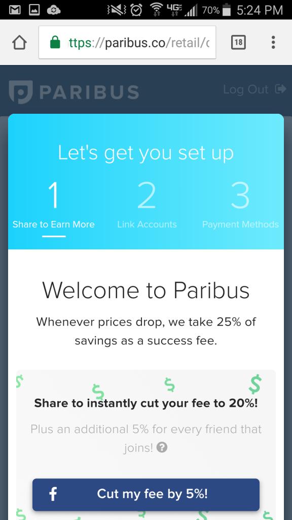 paribus app