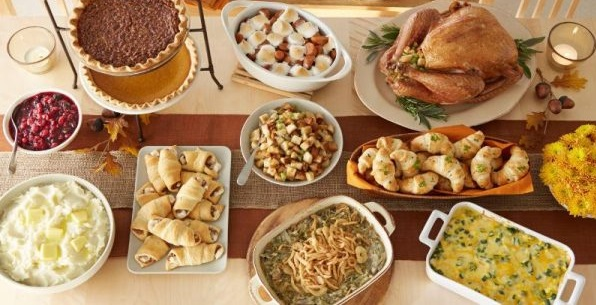 Yes you can save money hosting Thanksgiving dinner