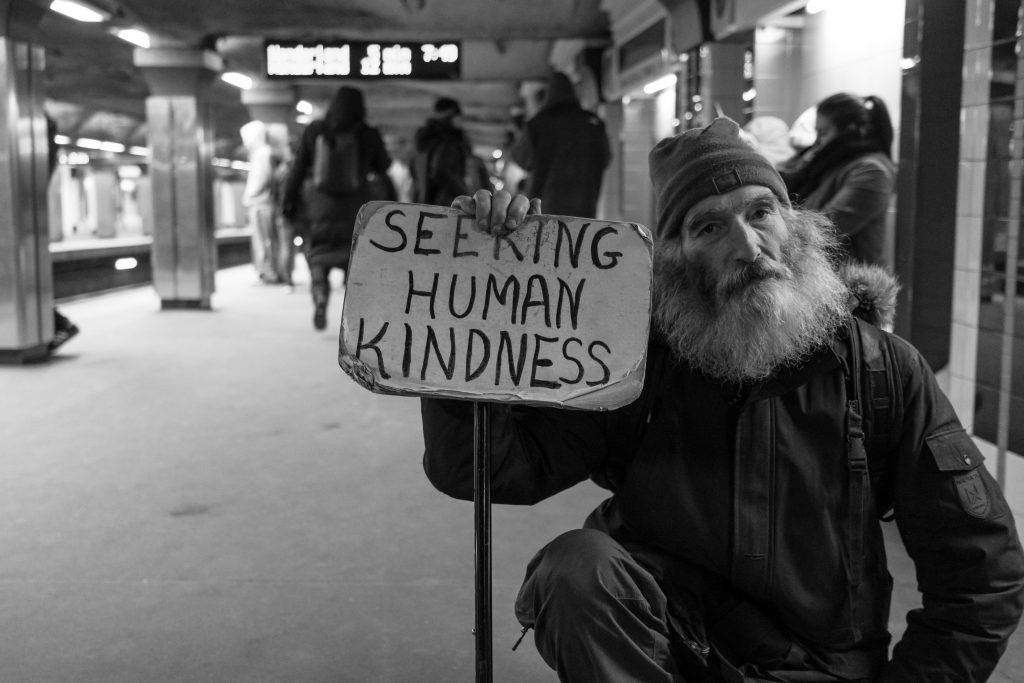 What Can You Give Homeless People
