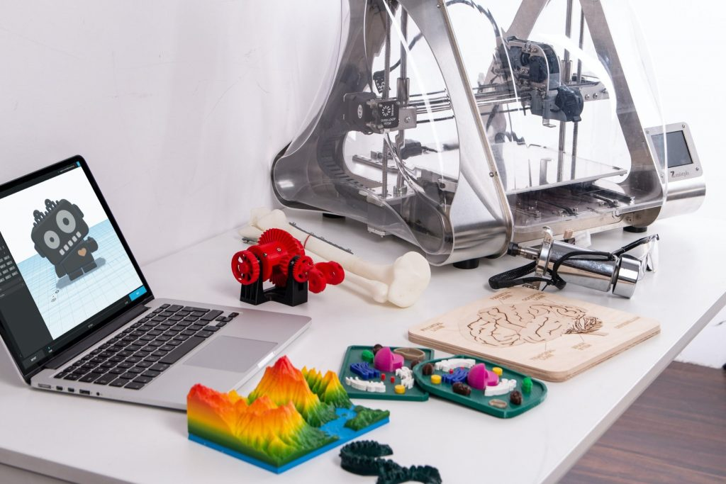 How to Make Money Using 3D Printers